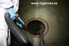 Alicante limpieza y desinfeccion depositos de agua, aljibes