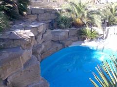 Decoraci�n de jardines y construccion piscinas