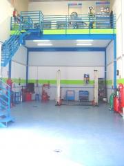 Instalaciones modernas con maquinaria de ultima generacion y un servicion limpio y rapido