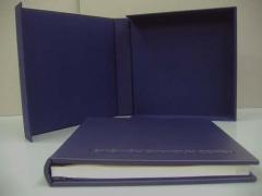 Book con caja