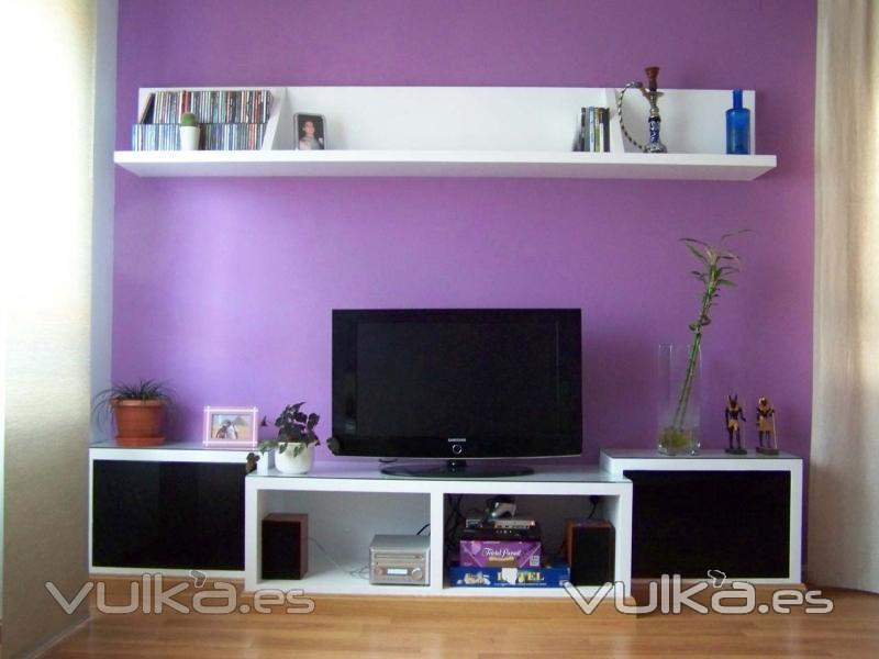 Foto: Mueble de Escayola