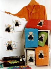 Toallas divertidas, creart osona novedades en textiles infantil especialmente para los ni�os