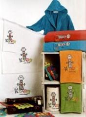 Toallas infantiles, creart osona novedades en textiles infantil especialmente para los niños, los artículos del ...