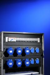 Cuadros protección/distribución  varios tamaños y amp.