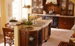 Mobiliario de cocina aran modelo provenzal