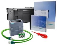 Automatizacion facil con SIMATIC S7-1200 by Siemens