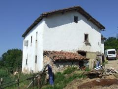 Antes de restauracion fachada y tejado