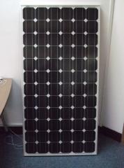 Front solar panel