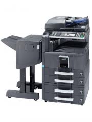 Multifuncion, copiadora, impresora blanco negro, escaner color, 40 ppm., formato A3