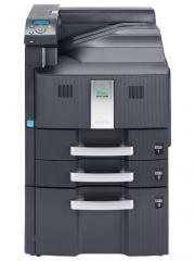 Impresora laser color formato A3, 55 ppm.