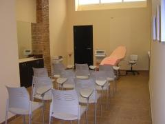 Sala para demostraciones, cursos y formaci�n.