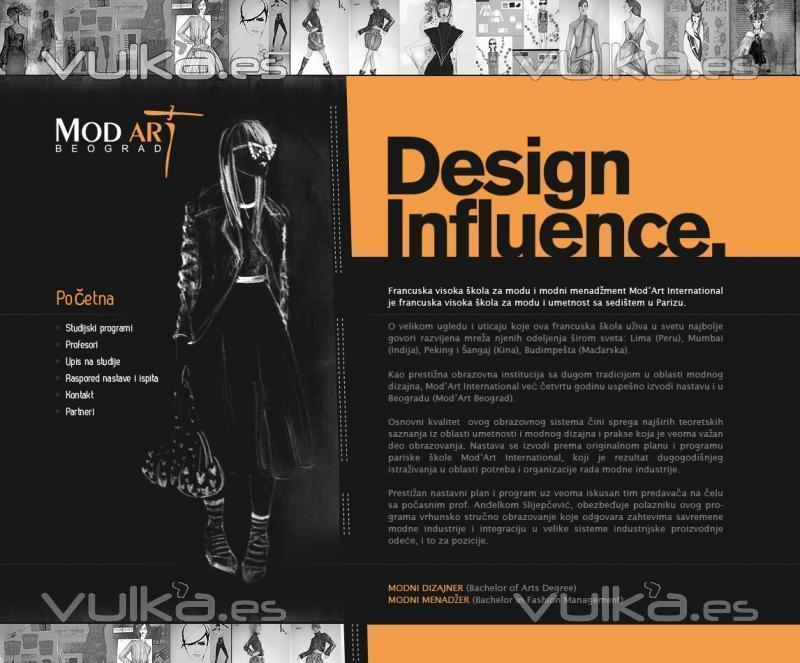 Diseño Web (ModArt)