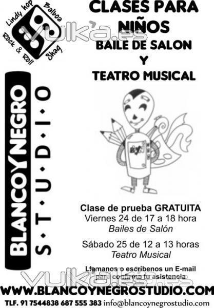 Clases de baile com for Academias de bailes de salon en madrid