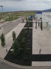 Instalaciones industriales en pastelnou (teruel)
