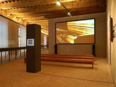 Proyecci�n, museo de pablo sarasate