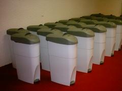 Disponemos de cientos de contenedores para su inmediata instalaci�n.