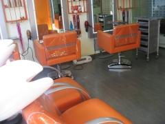 Nails & Body Orange