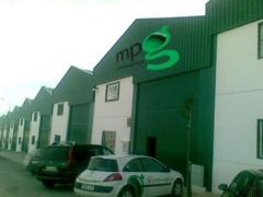 Nave Industrial en el Pl Coraz�n de Andaluc�a de ESTEPA (Sevilla)