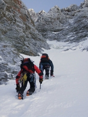 Alpinismo en Sierra Nevada: el Canuto del Mulhacén