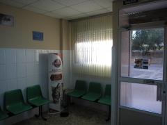 Otra visión de la sala de espera
