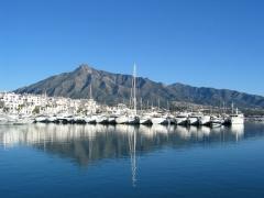 Pisos y apartamentos de lujo en puerto banús