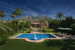 Villas de lujo en la urbanización más exclusiva de marbella