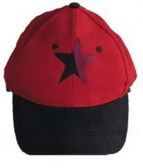 Gorra bordado estrella