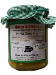 Queso de oveja en aceite de oliva. 500gr.