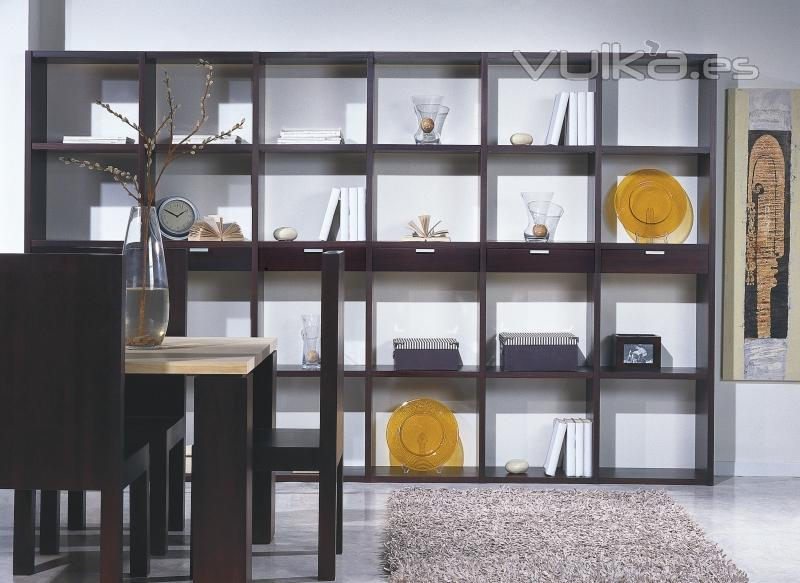 fotos muebles biblioteca madera colecin qa muebles modernos en madera maciza