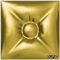 Dune - pieza cer�mica capiton� or 10x10