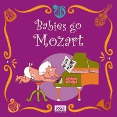 Mozart en musica para bebes, creart osona.  edita y distribuye mgb-music espa�a, bajo licencia de rgs-music ...
