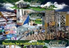 Stands y exposiciones de reino ajedrez :: ideas deportivas canarias ::