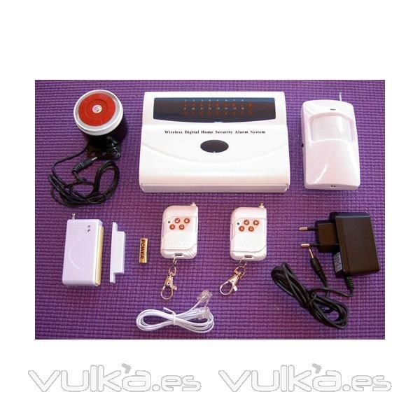 Foto alarmas para casa baratas conexion a telefono para - Alarmas baratas para casa ...