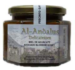 Miel de aguacate con d.o de las alpujarras en frasco de cristal de 500 grs. es una producci�n exclusiva de granada, ...