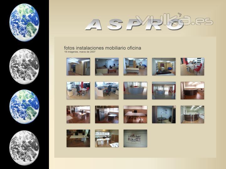 Aspro - Mobiliario oficina castellon ...