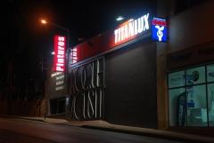 Façana de ROQUÉ AGUSTÍ, S.L. - Vista nocturna