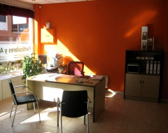 Oficina av. zamora