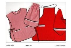 Bolsas de pan a conjunto. un regalo original, una pieza artesanal y un complemento textil totalmente