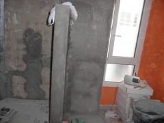 Construyendo el ba�o