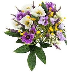 Flor artificial bouquet poppy cosmos. lallimona.com