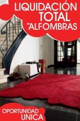 Liquidacion total alfombras decatalogadas hasta el 70 % dto.