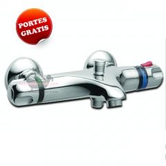 Grifo termostático de bañera, garantía de 5 años. Fabricante nacional