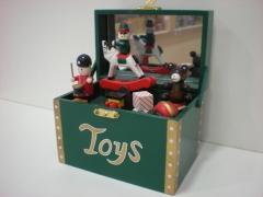 Caja musical de madera www.juguetedehojalata.com muchos modelos