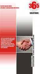 Maqueta de la carpeta de 365-solutions