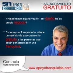 Newsletter apoyo franquiciado
