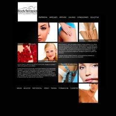 Pagina web de bodyterapia