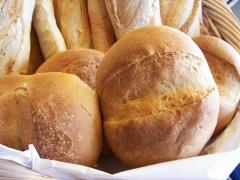 Pan de manteca. trevo
