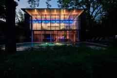 Una casa en el jard�n, arquitectos cunningham