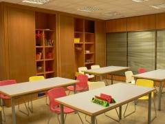 Aula de educaci�n primaria
