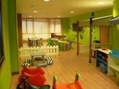 Zona de juegos educación infantil-ludoteca